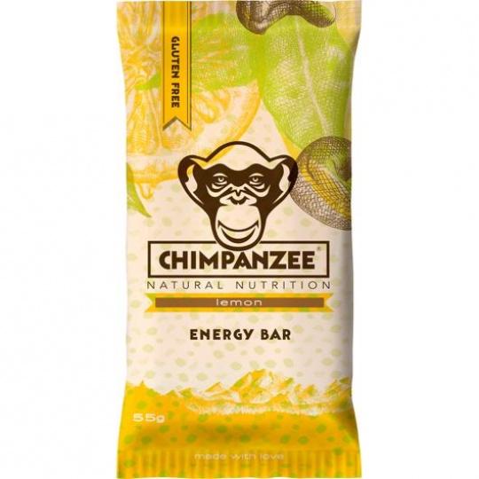 CHIMPANZEE  ENERGY BAR Lemon 55g - SET 4+1 (5x55g)