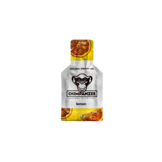 CHIMPANZEE  ENERGY GEL Lemon 35g, CZ-BIO-002