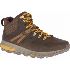Merrell J035363 ZION PEAK MID WTPF seal brown