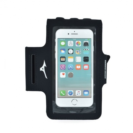 Running Phone Arm Band/Black/one size