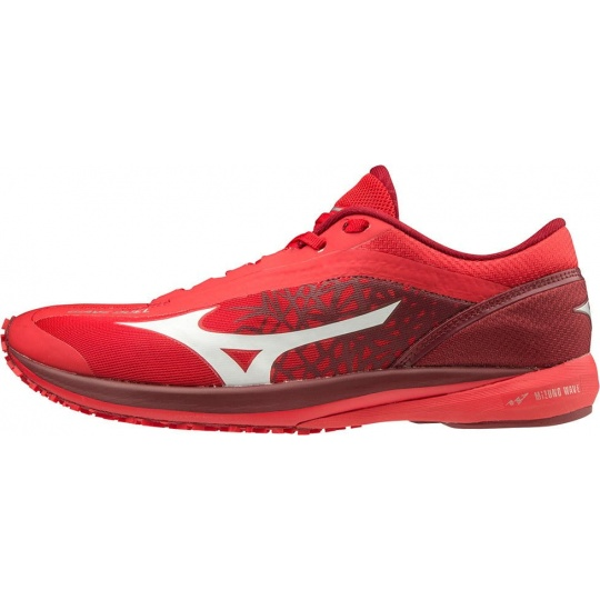 MIZUNO WAVE DUEL / HighRiskRed/Wht/BikingR /
