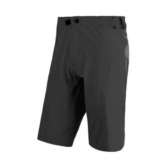 SENSOR CYKLO HELIUM LITE pánské kalhoty krátké volné šedá Velikost: