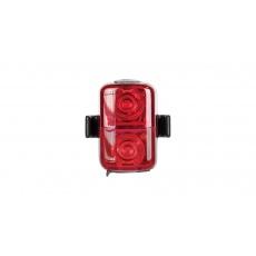 TOPEAK světlo TAILLUX 30 USB červená