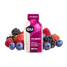 GU Energy Gel 32 g - Tri Berry (balení 10ks)