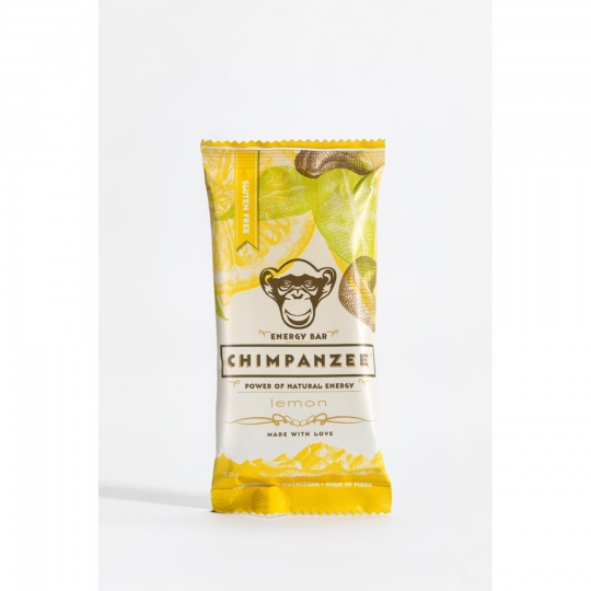 CHIMPANZEE  ENERGY BAR Lemon 55g - SET 4+1 (5x55g)