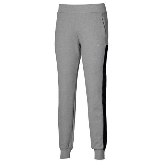 Athletic Rib Pant / Grey melange /