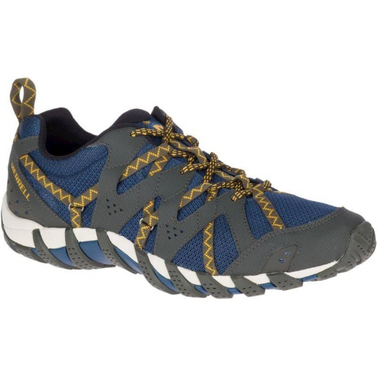 obuv merrell J48615 WATERPRO MAIPO 2 blue wing