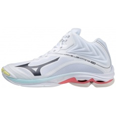 MIZUNO WAVE LIGHTNING Z6 MID / WHITE / SKY CAPTAIN / CLEARWATER /