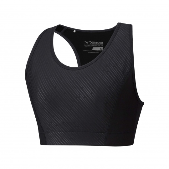 Aero High Support Bra/Black