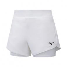 Mizuno Flex Shorts / White /