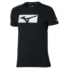Athletic RB Tee / Black /