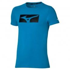 Athletic RB Tee / Mykonos blue /