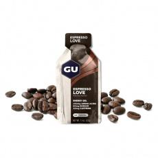 GU Energy Gel 32 g Espresso Love 1 SÁČEK 123171/123050